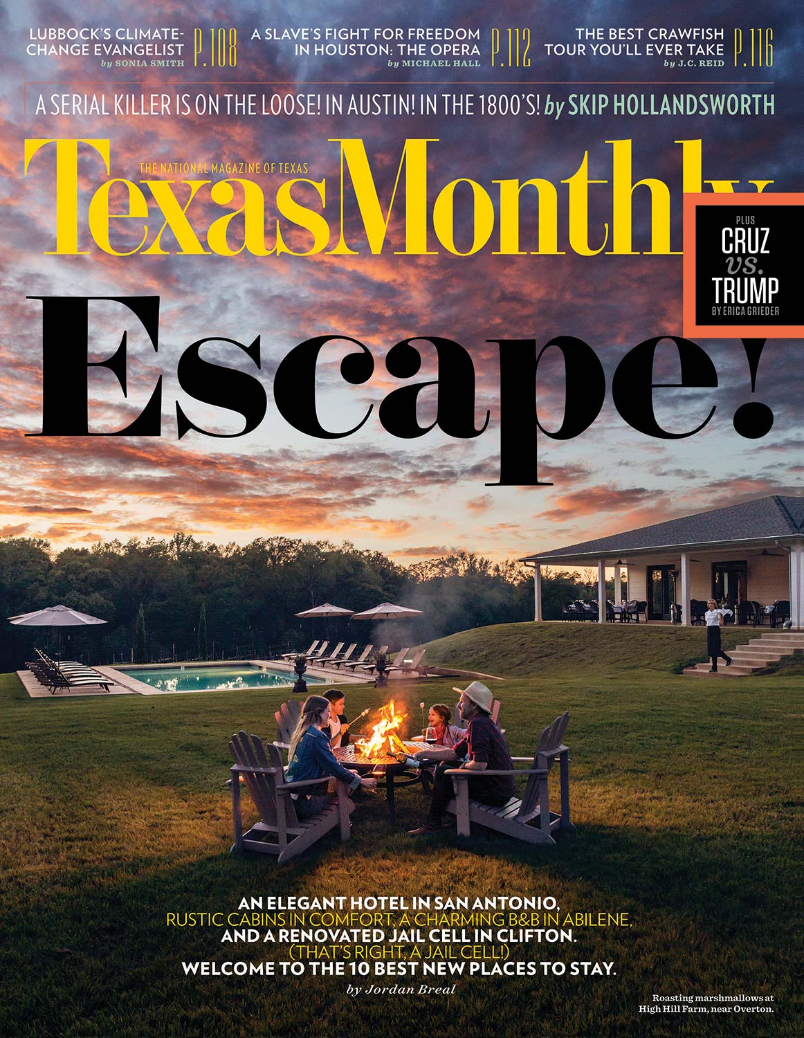 TEXAS MONTHLY, MAY 2016
