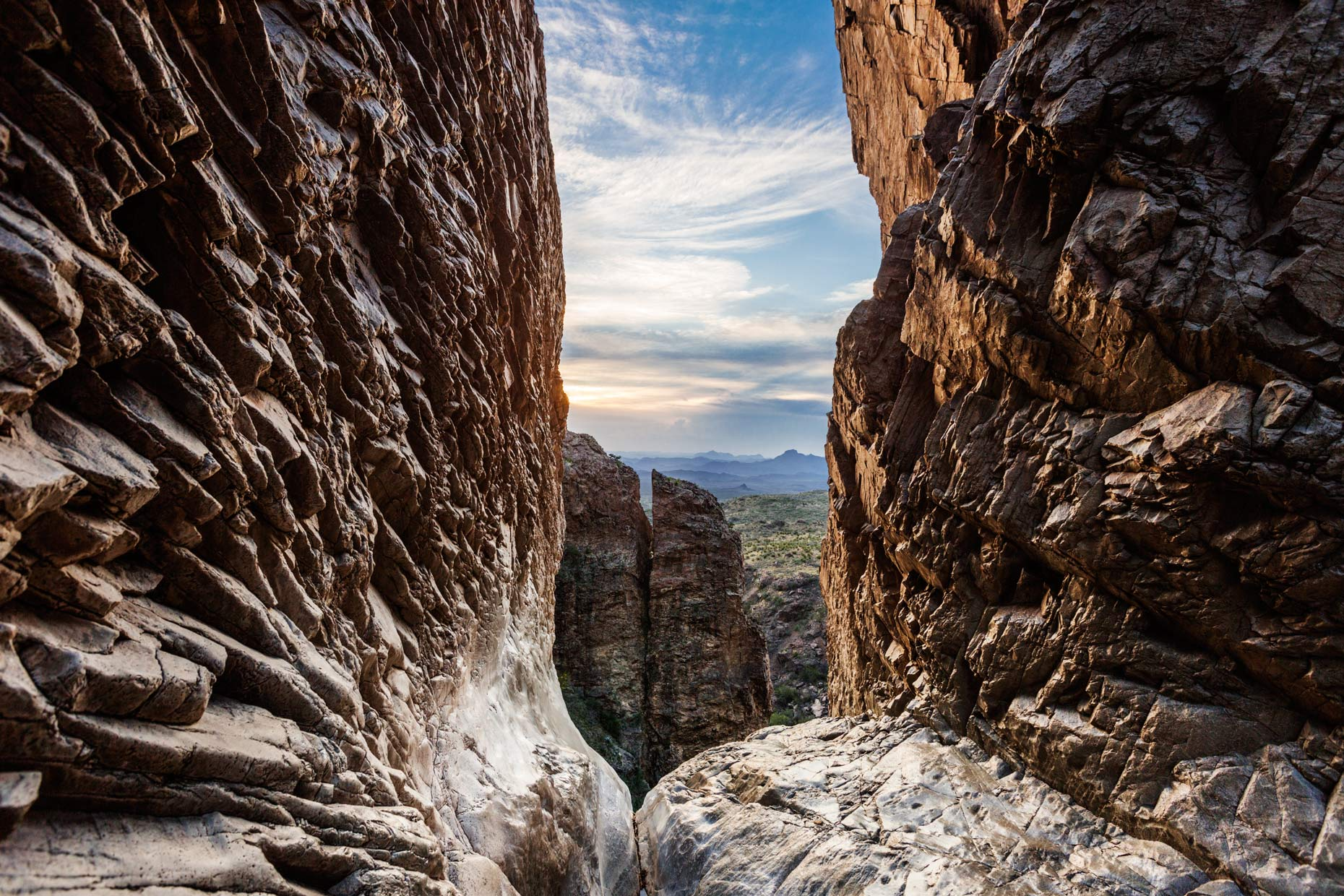 THE WINDOW, BIG BEND