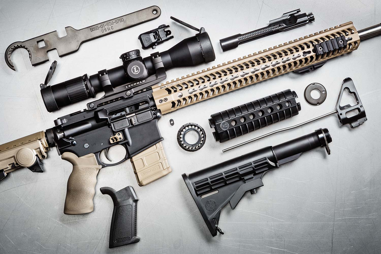 WHY THE AR-15 IS THE GREATEST RIFLE EVER