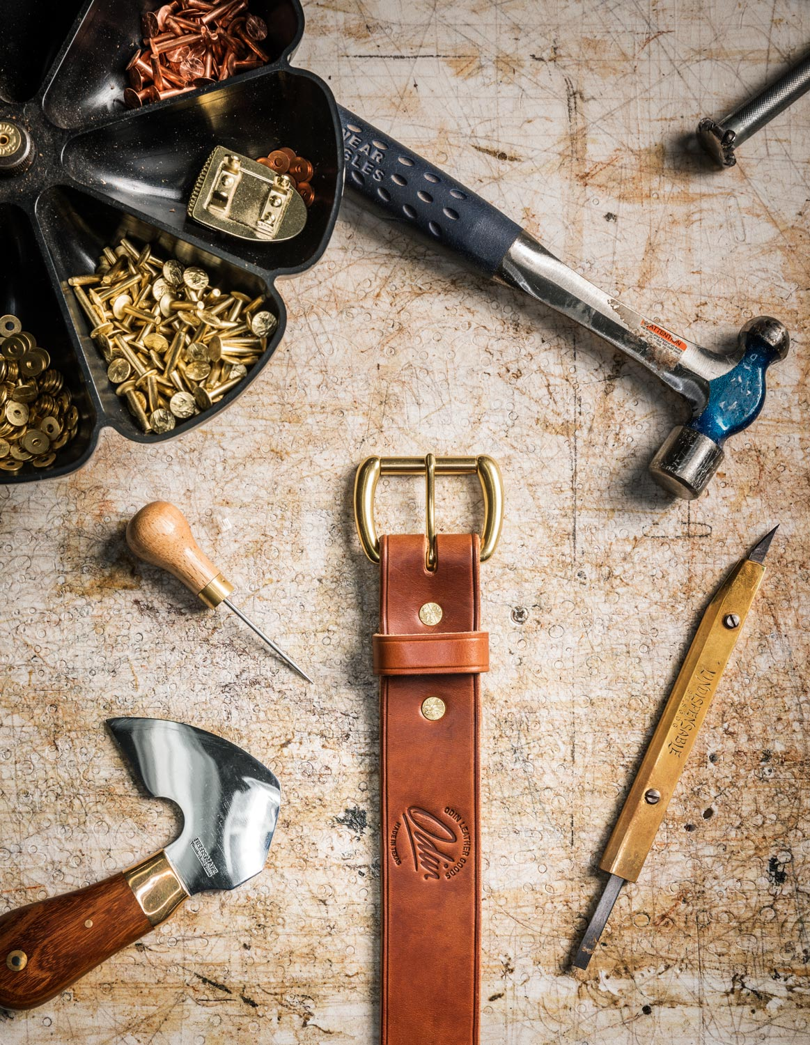 ODIN LEATHER GOODS, TEXAS MONTHLY
