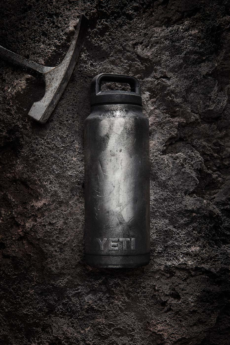 YETI RAMBLER BOTTLE LAUNCH