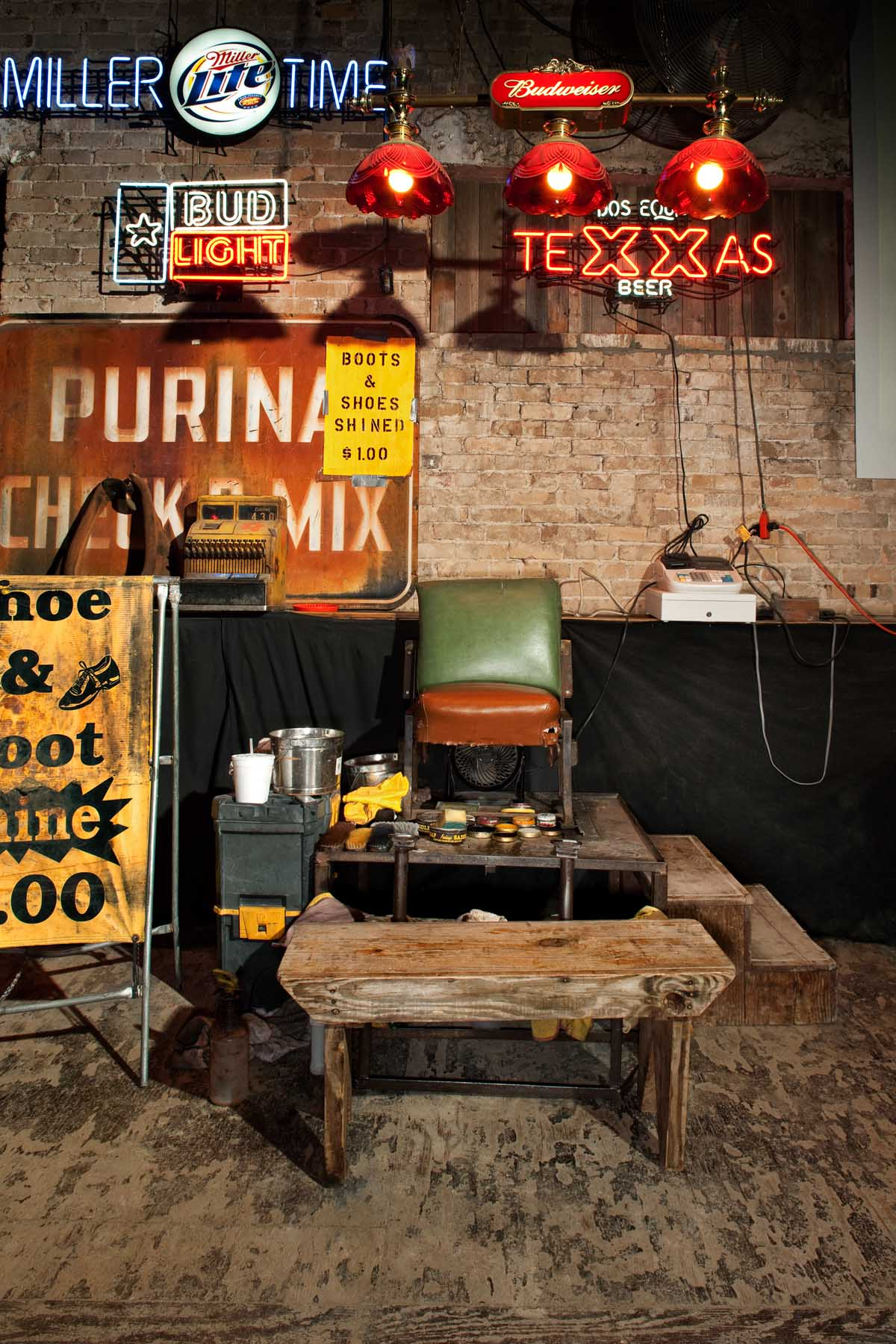 TEXAS DANCEHALLS, COUPLAND DANCE HALL
