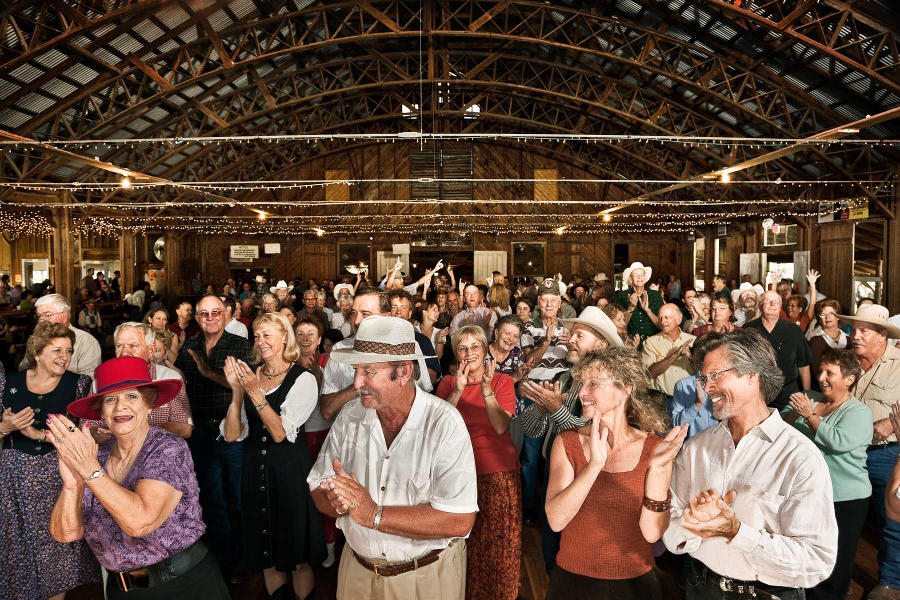 TEXAS DANCEHALLS, ANHALT HALL