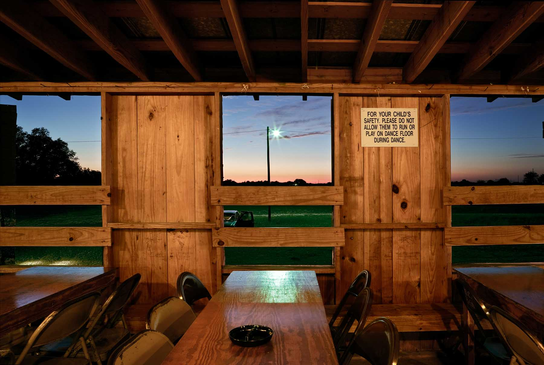 TEXAS DANCEHALLS, QUIHI GUN CLUB