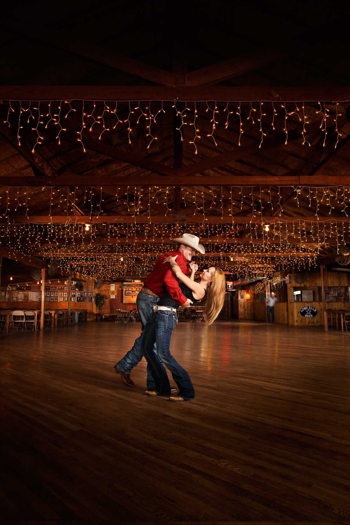 TEXAS MONTHLY DANCEHALLS COVER