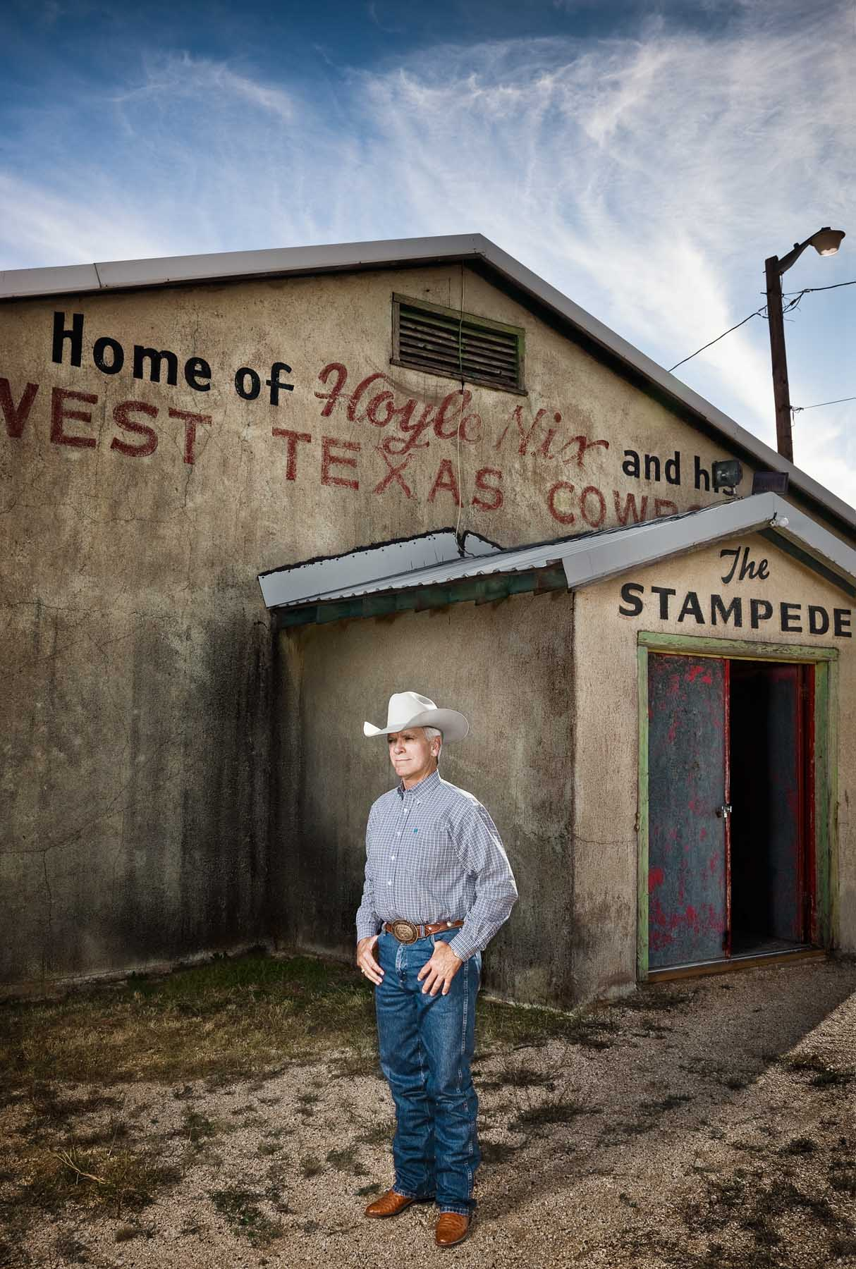 TEXAS DANCEHALLS, THE STAMPEDE