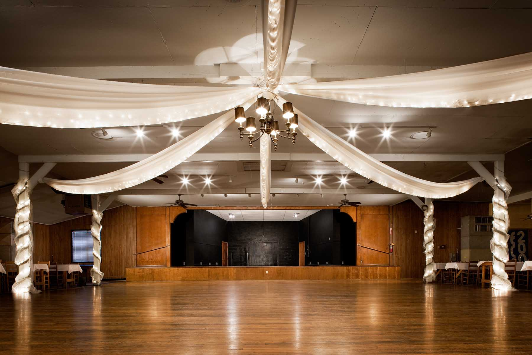 TEXAS DANCEHALLS, CLUB WESTERNER